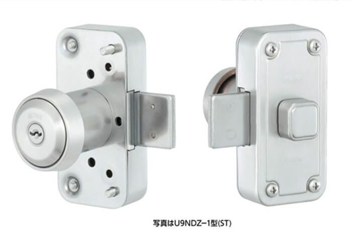 おすすめの鍵 MIWA U9 NDZ