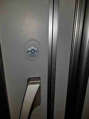 浦安市で玄関の鍵修理