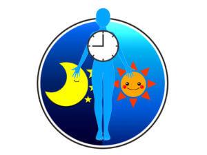 体内時計のずれ